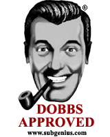 DOBBS         APPROVED by The Church of the SubGenius - All Rights Reserved..